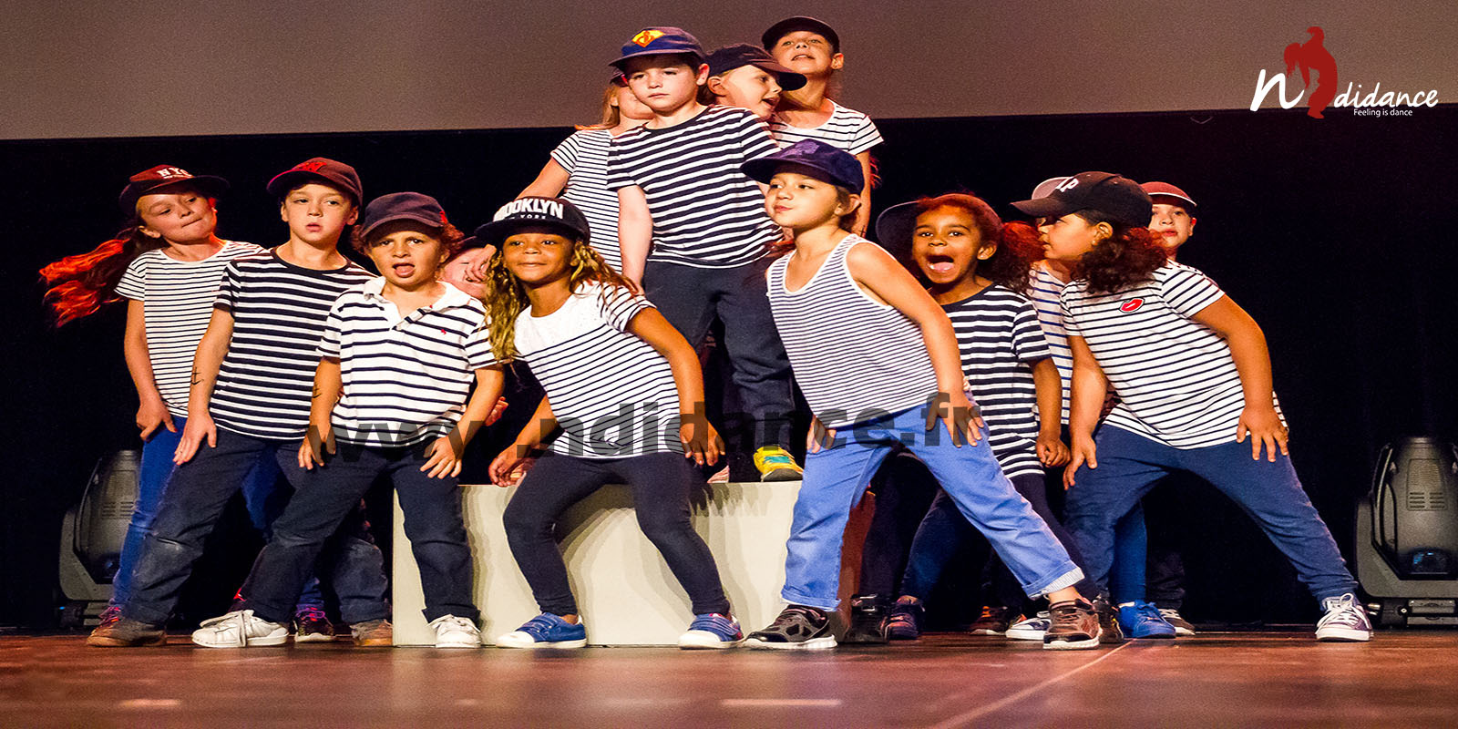 Présentation école de dance - N'DIDance