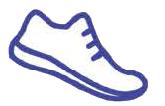 Régles sanitaires chaussure réservées à la pratique de la danse
