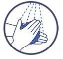 Régles sanitaires gel hydroalcoolique